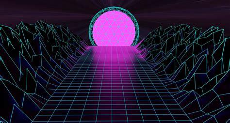 Retro Neon Wallpaper Pc by Retro 80s Wallpaper 66 Images