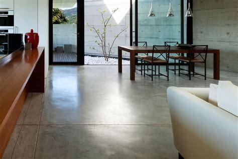polished concrete thundercrete