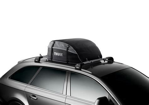 buick enclave thule interstate rooftop cargo bag water