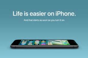 switching to new iphone apple posts three new switch to iphone ads