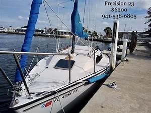 1988 Precision 23  U2014 For Sale  U2014 Sailboat Guide