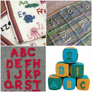 5 easy ways to crochet letters onto blankets With blankets with letters
