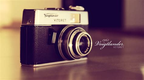 35+ Vintage Photography Wallpapers