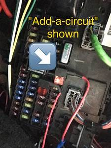 2014 F150 Connecting Rocker Switches To Dash Lights