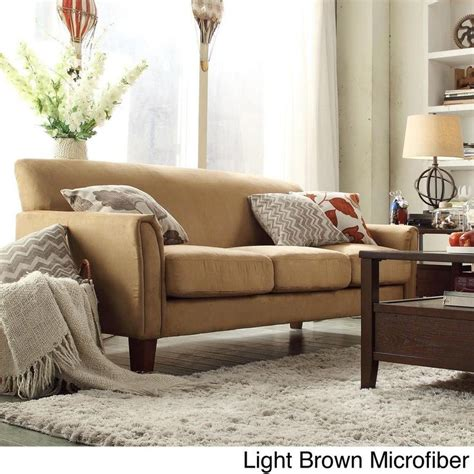 Tribecca Home Uptown Modern Sofa by 1000 Ideas About Mediterranean Homes Plans On