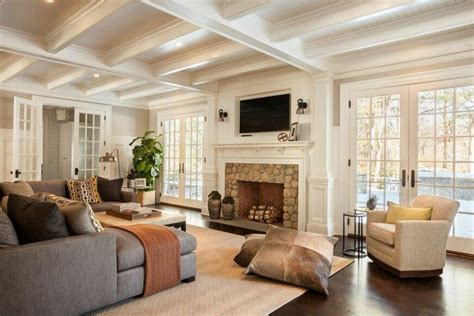 Bedroom Above Fireplace by 49 Exuberant Pictures Of Tv S Mounted Above Gorgeous