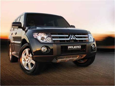 Pajero Indian Luxuary Car Wallpapers