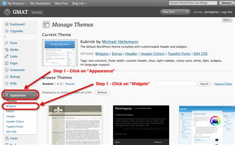 Add The Badge To A Wordpress Blog In 6 Easy Steps