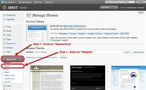 Image Gallery wordpress blogs