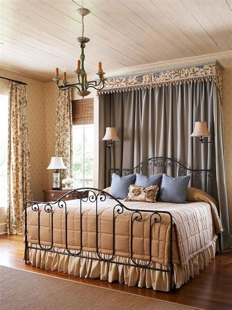 inviting  world style bedrooms artisan crafted iron