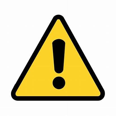 Caution Transparent Attention Pluspng Pngio 2400