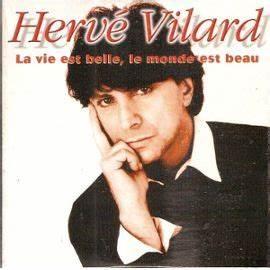 Le Monde Est Beau : herv vilard cd single la vie est belle le monde est ~ Melissatoandfro.com Idées de Décoration
