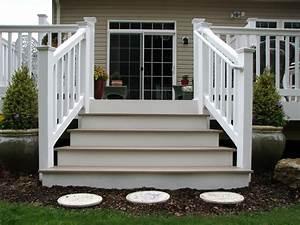 Deck Steps Gallery