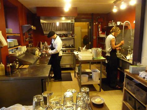 » A Dinner At Salt Café After Tropical Storm Irene