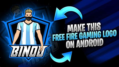 The online logo maker can generate hundreds of youtube logo ideas tailored just for you. How To Make Free Fire Mascot Logo On Android || Gaming ...