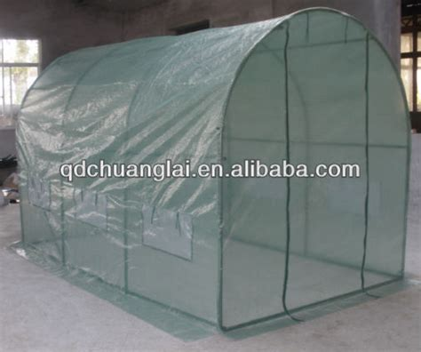 montage serre tunnel plastique bache pour serre de jardin tunnel galina de 6 m2 en plastique renforc 140g m2 buy bache pour