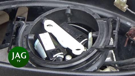 Jaguar S-type R Fix Folding Door Mirrors