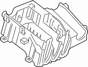 Chevrolet Cruze Fuse And Relay Center Bracket