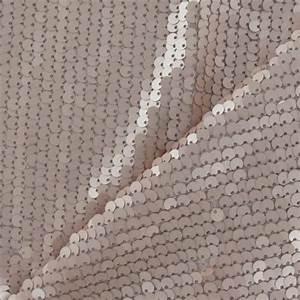 Tissu Rose Poudré : tissu paillettes sir ne mat rose poudr x10cm ma petite mercerie ~ Teatrodelosmanantiales.com Idées de Décoration