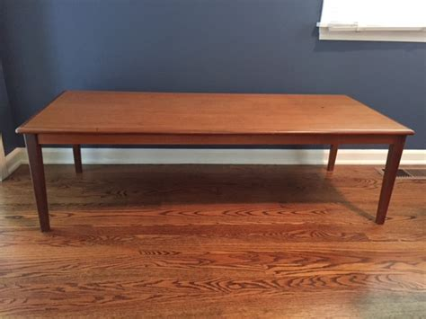 how to make a coffee table higher bloom client project coffee table refinish