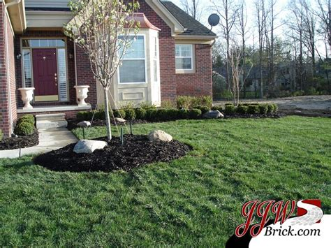 landscaping landscaping ideas michigan 26 best images about landscaping ideas mi on pinterest washington clinton township and bricks
