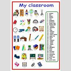 Door Clipart Classroom Objects  Pencil And In Color Door Clipart Classroom Objects