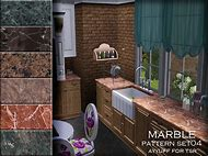 Sims 3 Marble