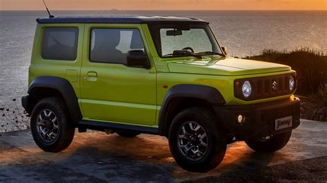 Jimny Wallpapers by 2018 Suzuki Jimny Wallpapers And Hd Images Car Pixel