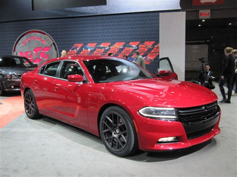 The New Dodge Charger 2015 dodge charger debuts at 2014 new york auto show live