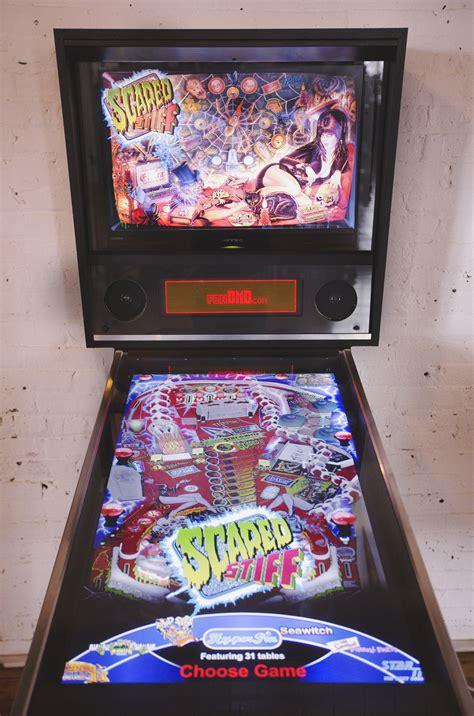 digital pinball machine final build and specs nickvegas