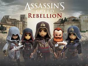 Ubisoft announces Assassin's Creed Rebellion for Android ...