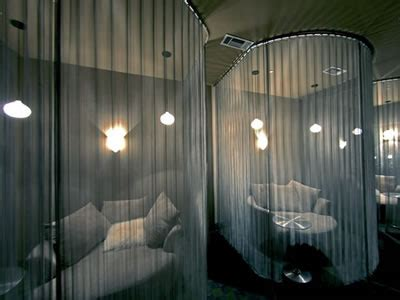 bathroom floor design ideas metal coil curtain high strength and prevention
