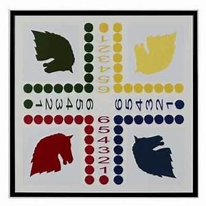 Jeux De Petit Chevaux Gratuit A Telecharger : jeu de petits chevaux g ant seem encadrement jeu ergoth rapie ~ Melissatoandfro.com Idées de Décoration