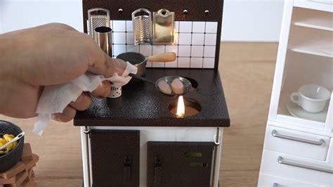 cuisine miniature 本当に食べれる ミニチュアクッキング miniature food konapun 料理