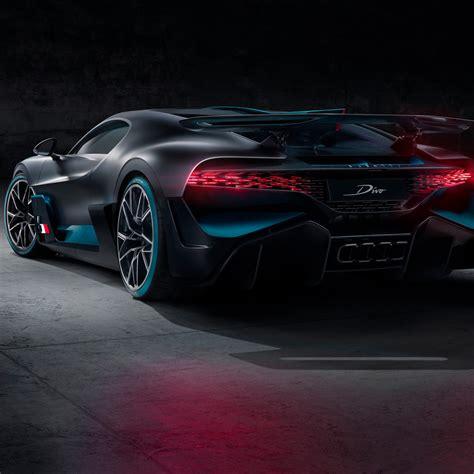 Wallpaper Bugatti Divo, Rear View, 2019, 4k, Automotive