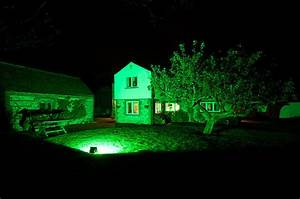 Flood Light Glass Led Flood Light 30w Green