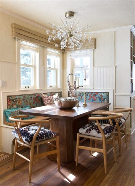 expressive eclectic dining room interior designs