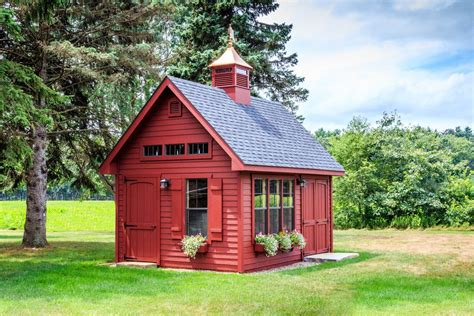 Grand Victorian: Sheds, Storage Buildings, Garages: The