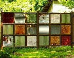 sichtschutz aus glas die neusten tendenzen in 49 bilder With französischer balkon mit garten geschtaltung