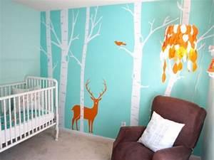 la decoration murale chambre bebe comment faire pour With decoration murale chambre bebe garcon