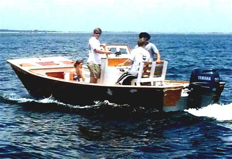 wooden garvey boat plans alum
