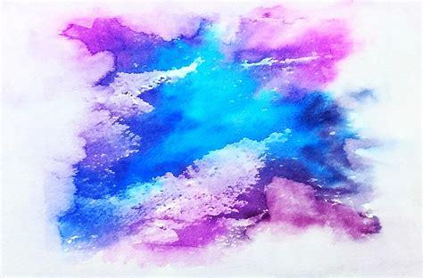 Anime Night Sky Wallpaper Free Photo Blue Galaxy Texture Purple Watercolor Splatter Max Pixel