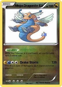 Pokémon Mega Dragonite EX 3 3 - Hydro Wind - My Pokemon Card