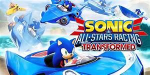 Sonic U0026 All Stars Racing Transformed Wii U Games