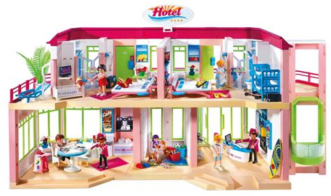Barco Pirata Playmobil Carrefour by Gran Hotel Playmobil A Precio Chollo
