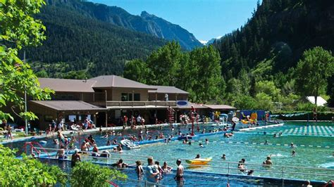 Colorado Hot Springs  Best Hot Springs In Colorado