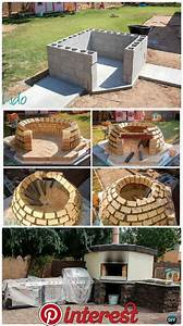 Diy Outdoor Pizza Oven Ideas  U0026 Projects Instructions Diy
