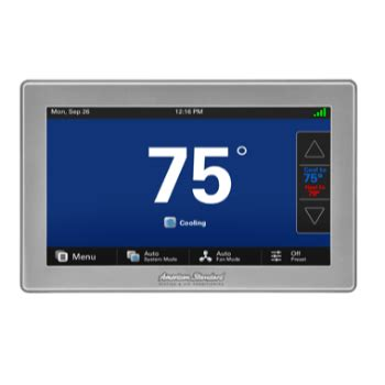 American Standard Thermostats Wilson Heating Air
