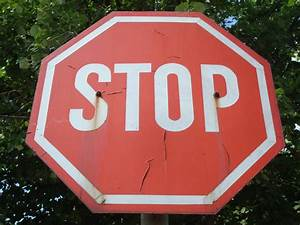 Free, Photo, Old, Stop, Sign, -, Attention, City, Old, -, Free, Download
