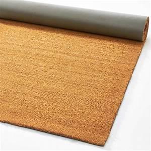 Tapis Coco Sur Mesure : tapis coco sur mesure paisseur 30mm naturel ~ Dailycaller-alerts.com Idées de Décoration